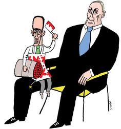 Schot - De Volkskrant, Netherlands - Putin in Syria - 10/6/15