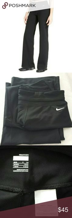 $$$DROP - Nike Dri-Fit NWOT 88% Polyester 12% Spandex Nike Pants Track Pants & Joggers