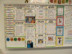 2nd Grade Smarty-Arties taught by the Groovy Grandma!: My New Class