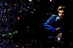 Matthew Gray Gubler... in space!
