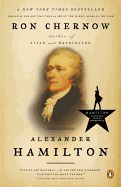 Alexander Hamilton by Ron Chernow-i started this today and I can see why Lin-Manuel Miranda would be inspired to write an entire musical!