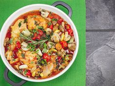 Sweet and Healthy Tomato Chicken