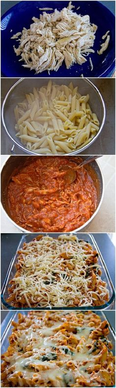 Chicken Penne Bake | Photo Place