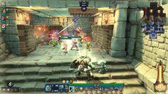 'Orcs Must Die' PC game style