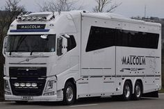 Malcolm Group Volvo FH Mark 4 WHM 601