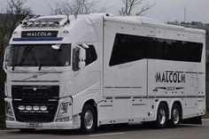 Malcolm Group Volvo FH Mark 4 WHM 601