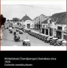 Toendjoengan circa 1925