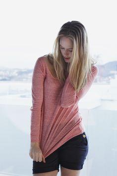Lita linen sweater by Tricot