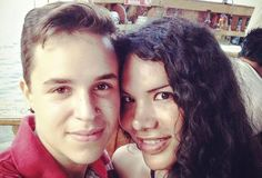 """""""Transgender couple in Ecuador makes history with unique pregnancy"""" Fernando Machado and Diane Rodriguez announced their pregnancy, on social media earlier this month."""