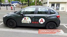 Stickers Voiture – Nadège dans le 78 | Lookvoiture.com, spécialiste des autocollants voiture