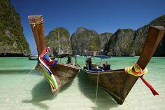 Visit Maya Koh Pipi Bay in Thailand