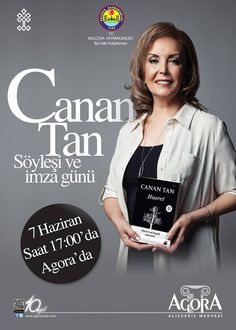 Canan Tan 07 Haziran 2013 'de Agora AVM'de