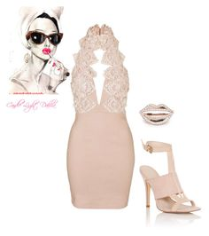 """""""♥♥♥06-26-2016♥♥♥"""" by falloncrystian ❤ liked on Polyvore featuring Topshop and Lipsy"""