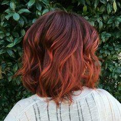 Short & red