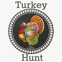 Turkey Hunt {Fun Thanksgiving Activity for Kids}