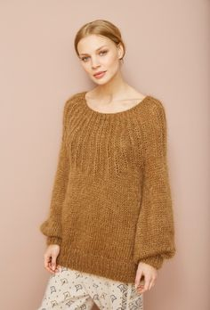 Lueur Sweater | Mes Demoiselles