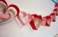simple crafts making: Valentines Day Craft DIY