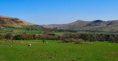 Edale Valley Peak District, British Isles, All Pictures, Countryside, United Kingdom, Golf Courses, Most Beautiful, Explore, England
