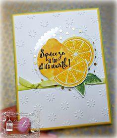 Designz By Gloria - Gloria Plunkett, Independent Stampin' Up! Lemon Crafts, Hand Stamped Cards, Stampin Up Catalog, Stampin Up Cards, Altenew Cards, Paper Pumpkin, Card Maker, Halloween Cards, Stamping Up