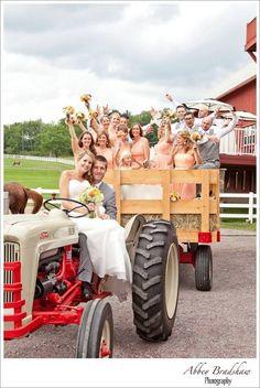 Friedman Farms Wedding