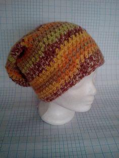 Boshi Frodo Multicolor Crochet Hats, Beanie, Beanies, Beret