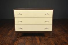 Dallas Three Drawer Chest - Mecox Gardens