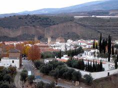 Ugíjar (Alpujarra Granada)  - photo © Robert Bovington  http://bobbovington.blogspot.com.es/