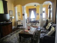 Marigny-Bywater Vacation Rental - VRBO 417650 - 2 BR New Orleans House in LA, Executive Cottage Near French Quarter/ Frenchmen St. W/Parking