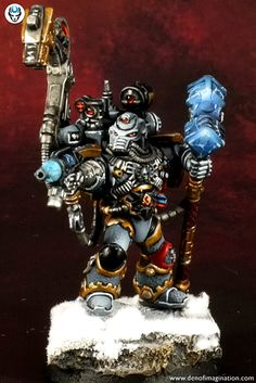 Space Wolves!