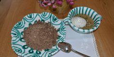 Selbstgemachter Heidensterz  #Heidensterz #Oststeiermark #Landlust #Rezept #Schwammerlsuppe Pudding, Desserts, Food, Buckwheat, Pagan, Homemade, Food Food, Rezepte, Tailgate Desserts