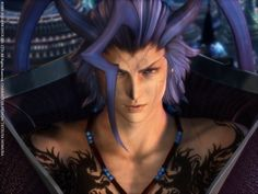 """Ah, of course. 'Protect the summoner even at the cost of one's life.' The Code of the Guardian. How admirable. Well, if you're offering your lives, I will have to take them."" Quote one of my favourite villains - Seymour Guado from Final Fantasy X. (Link is to YouTube video)"