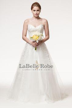 chargement Tulle, One Shoulder Wedding Dress, Marie, Wedding Dresses, Fashion, Bridal Gowns, Boyfriends, Lace Up, Dress Ideas