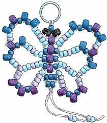 Image result for flower pony bead patterns