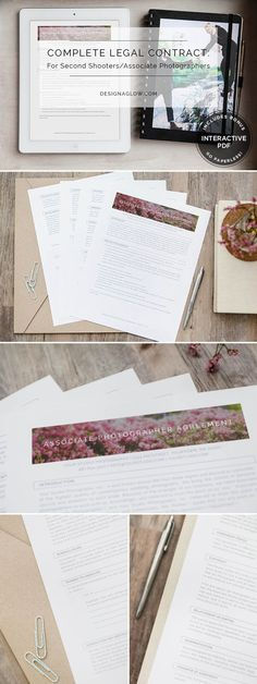 Free Wedding Photography Contract Forms Flint Photo - Wedding - photography services contract
