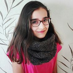 Happy Snood pattern by Ame-Peyrinaud Guilaine
