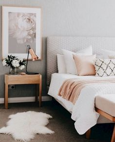 Bedroom decor. You will be amazed, many people usually do not put a great deal of time and effort into redecorating their properties nicely. Well, possibly that or they just don't realize how to.