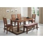 $678.87 Coaster Furniture - Page 5 Piece Dining Set - 102731-2Set5