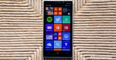Nokia Lumia 930: One Solid Windows Phone, Literally and Figuratively - MASHABLE #Nokia, #Lumia930