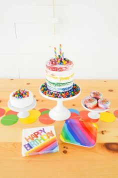 KIDS PARTIES: Rainbo