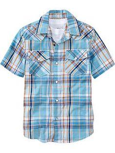 Boys Western Shirts {~SMALL~} | $14