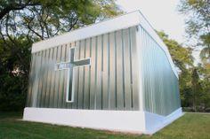 La Estancia Chapel / Bunker Arquitectura