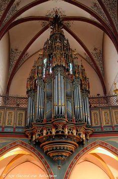 Jutphaas - Maarschalkerweerd - Amazing organ pipes