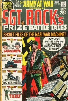 Our Army At War 229 - Sgt. Rock - Kubert
