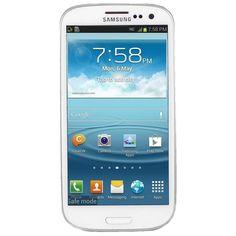 Samsung Galaxy S lll/S3 SCH-i535 CDMA Verizon & GSM Unlocked-Marble White-NEW #Samsung #Bar