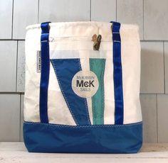 1432771cce03 Eco Fashion Nautical Gift Beach Bag Beach Tote Travel Bag Baby Bag  Overnight Bag Nautical Bag Sail Bag Teal Blue White bag (SA1)
