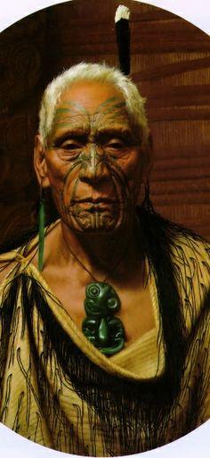 ☆ Te HauTakiri Wharepapa :¦: Artist Charles Goldie ☆