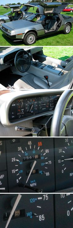 DeLorean - Its harder to get to 88 MPH than you think.