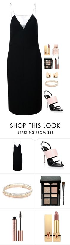 """Untitled #927"" by h1234l on Polyvore featuring Alexander Wang, Giuseppe Zanotti, Kate Spade, Bobbi Brown Cosmetics, Yves Saint Laurent and Maison Francis Kurkdjian"