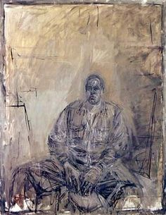 """Giacometti """"Poor tormented Alberto, but what an intensity, and what a sense of design."""" KB"""
