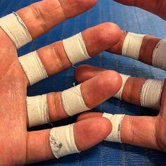 FINGER TAPE Knows Jiu Jitsu. Looking for something wider than our normal tape? Consider adding FINGER TAPE Wide to your training kit. Be awesome. Save your grips. #柔術 #柔术 #ブラジリアン柔術 #주짓수 #브라질유술 #bjj #jiujitsu #brazilianjiujitsu #judo #유도 #柔道 #fightnight #instagram #pinterest #fingertape #fingatepu